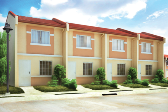 Common types of houses in the philippines rct company for Townhouse construction cost